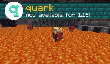 Quark 1.16.1, 1.16.3 y 1.16.4