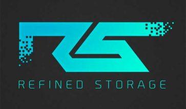 Refined Storage 1.16.1, 1.16.2, 1.16.3, 1.16.4 y 1.16.5