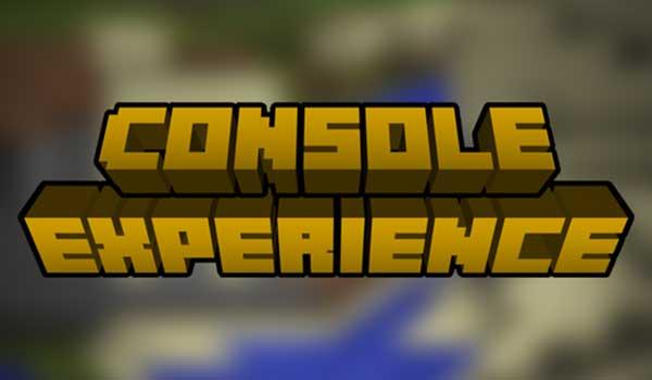Console Experience 1.16.1, 1.16.2 y 1.16.3