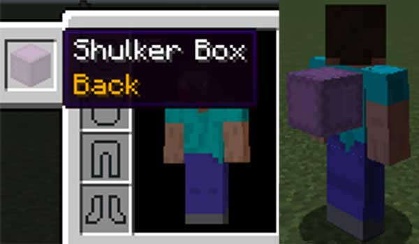 Curious Shulker Boxes 1.16.1 y 1.16.2