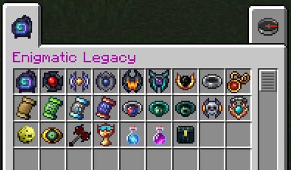 Enigmatic Legacy 1.16.1, 1.16.2, 1.16.3, 1.16.4 y 1.16.5