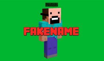 Fakename 1.16.1, 1.16.2, 1.16.3, 1.16.4 y 1.16.5