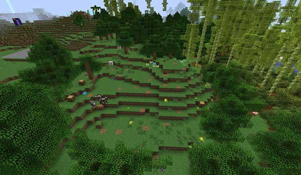 Lumberjack 1.16.1, 1.16.2, 1.16.3 y 1.16.4