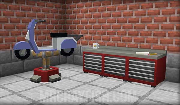 MrCrayfish's Vehicle 1.16.1