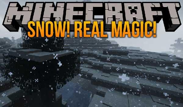Snow Real Magic 1.16.1