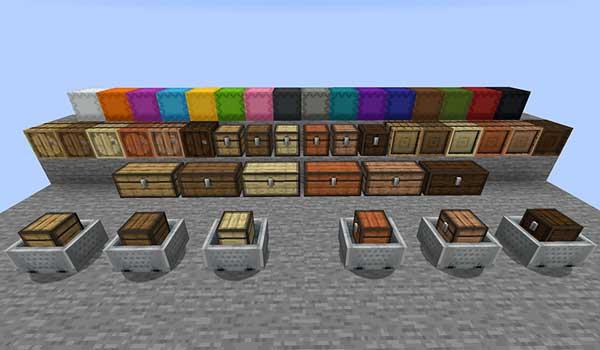 Storage Overhaul 1.16.1, 1.16.2, 1.16.3 y 1.16.4