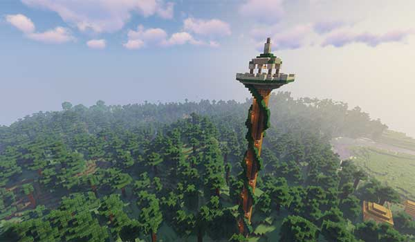 Towers Of The Wild 1.16.1, 1.16.3 y 1.16.4
