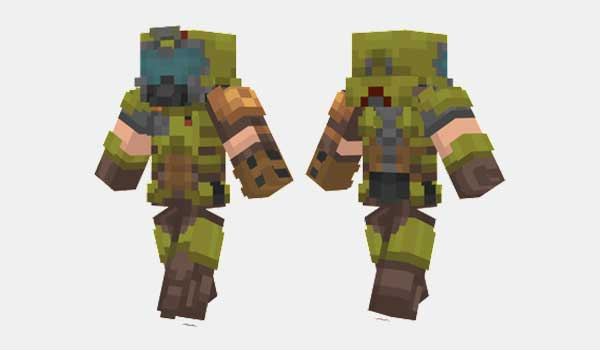 Doom Guy Eternal Skin