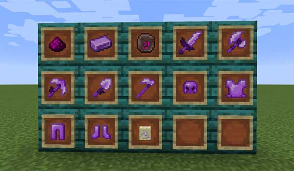Enderium in the End 1.16.1, 1.16.2, 1.16.3, 1.16.4 y 1.16.5