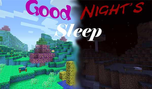 Good Night's Sleep 1.16.2, 1.16.3, 1.16.4 y 1.16.5