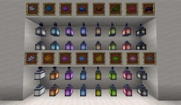 Lantern Colors 1.16.1, 1.16.2 y 1.16.3