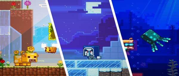 Estas son las tres criaturas que podremos votar en la Minecraft Live de 2020.