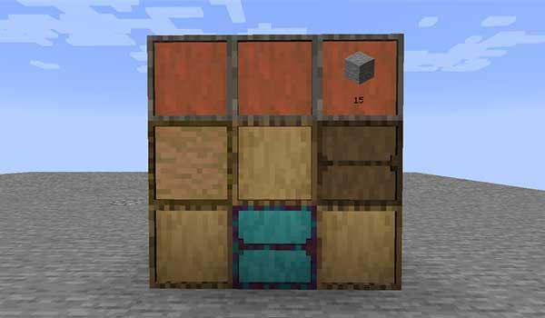 Imagen donde podemos ver los cajones de almacenamiento que nos ofrecerá el mod Simple Drawers 1.16.3.