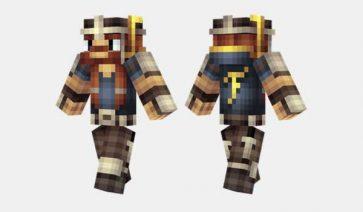 Dwarf Skin
