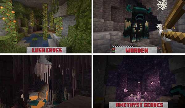 Spoiler Minecraft 1.17