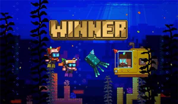 El Glow Squid gana la votación de la Minecraft Live 2020