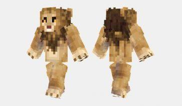 Lion Skin