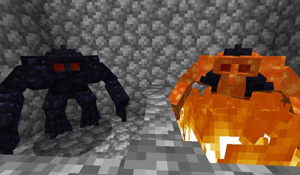 Magma Monsters 1.16.3 y 1.16.4