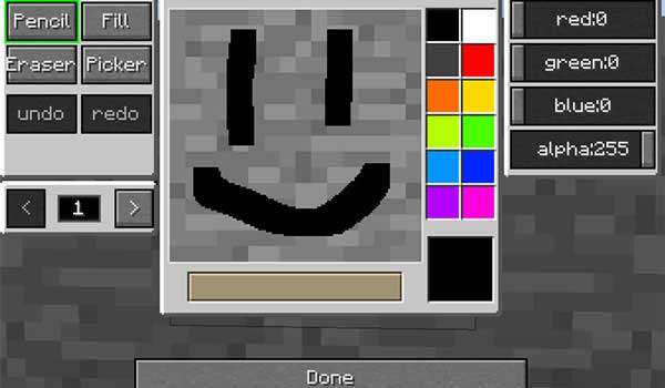MC Paint 1.16.1 y 1.16.3