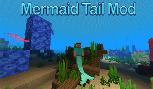 Mermaid Tail 1.16.1 y 1.16.3