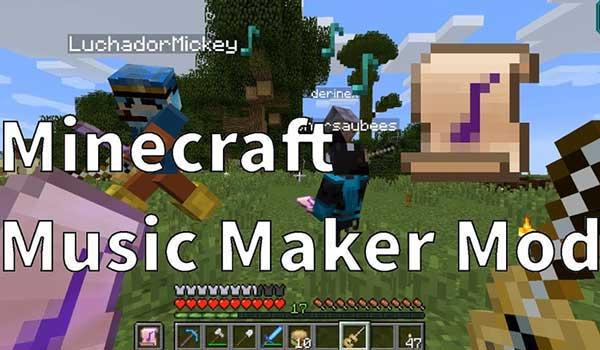 Music Maker 1.16.2, 1.16.3 y 1.16.4