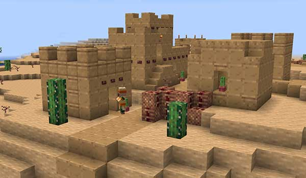 Perch Texture Pack