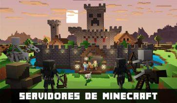 Servidores de Minecraft