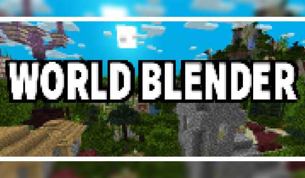 World Blender 1.16.3, 1.16.4 y 1.16.5
