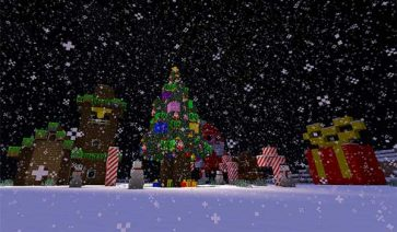Christmas Festivity 1.16.1, 1.16.2, 1.16.3 y 1.16.4