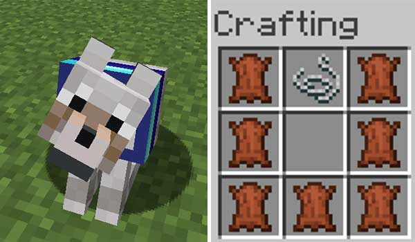 Enchanted Wolves 1.16.3 y 1.16.4