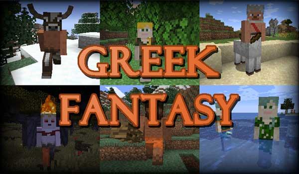Greek Fantasy 1.16.3, 1.16.4 y 1.16.5