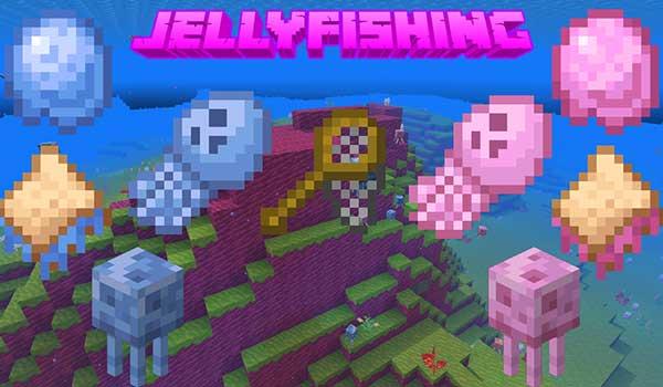 Jellyfishing 1.16.3, 1.16.4 y 1.16.5