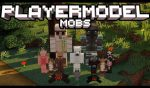 Player Model Mobs Texture Pack
