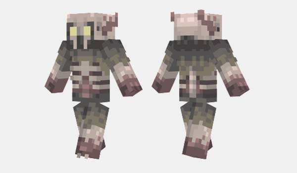Wendigo Skin