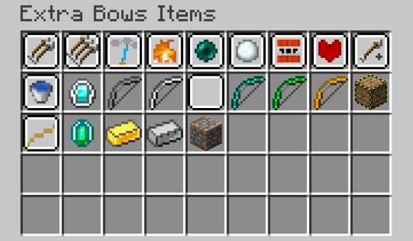 Extra Bows 1.16.4