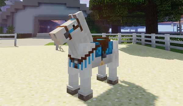 Horse Tack 1.16.3 y 1.16.4