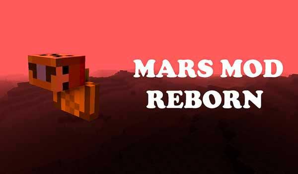 Mars Reborn 1.16.4 y 1.16.5
