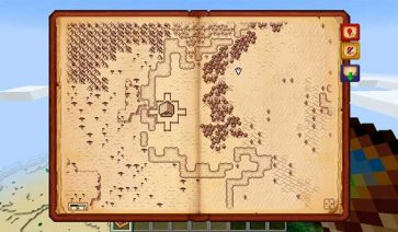 Antique Atlas 1.16.4 y 1.16.5