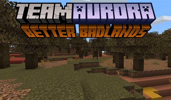 Better Badlands 1.16.1, 1.16.4 y 1.16.5