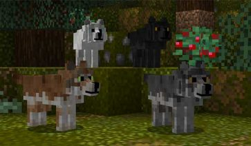 Better Dogs Texture Pack