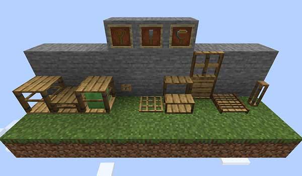 BlockCarpentry 1.16.1, 1.16.2, 1.16.3 y 1.16.4