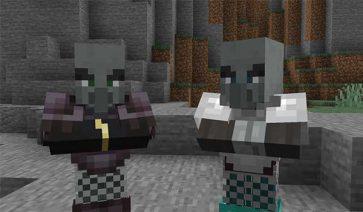 Illagers Wear Armor 1.16.3 y 1.16.4