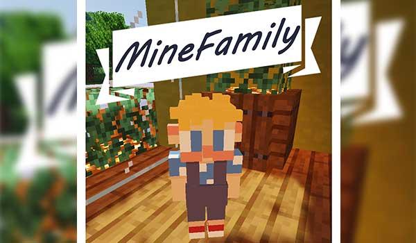 MineFamily 1.16.4