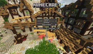 New GermaniCraft Texture Pack