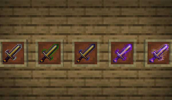 Swords of the End 1.16.4 y 1.16.5