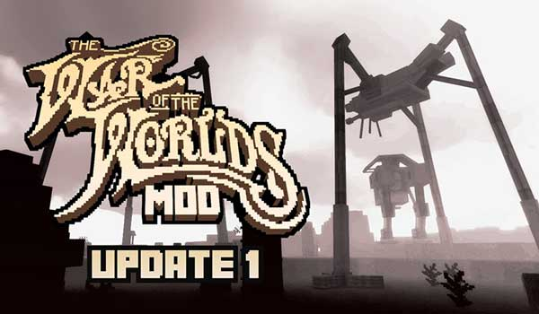 The War of the Worlds 1.16.4 y 1.16.5