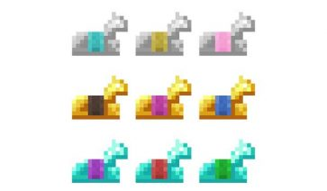 Better Horse Armor 1.16.3, 1.16.4 y 1.16.5