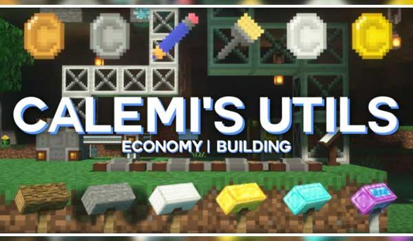 Calemi's Utilities 1.16.4