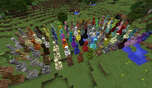 Camouflaged Creepers 1.16.5