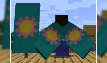 Customizable Elytra 1.16.4 y 1.16.5